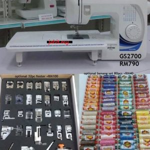 GS2700 combo full