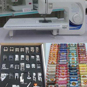 Mesin jahit brother Gs2700 Sewing machine kl klang shah alam bangi selangor