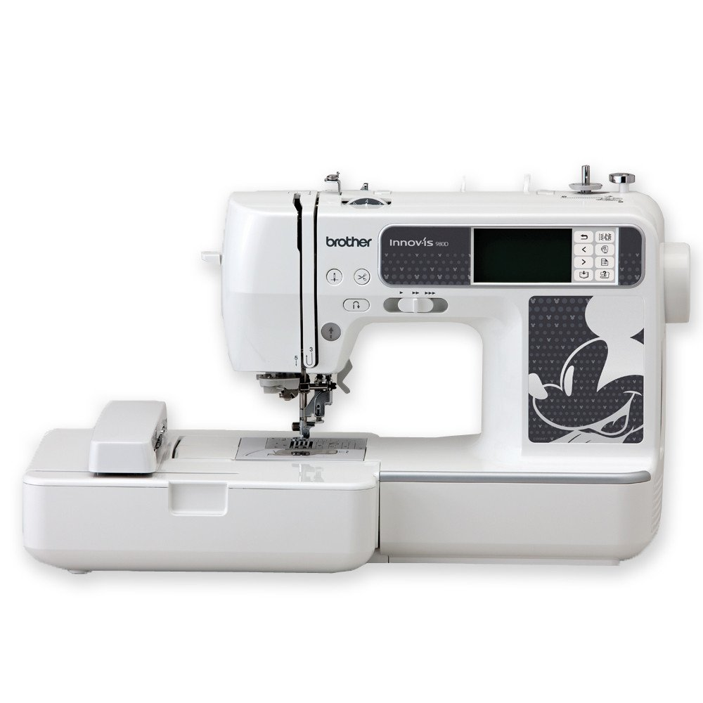 Mesin sulam brother nv980k Embroidery machine