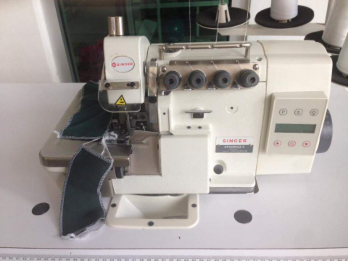 Mesin jahit tepi hi speed sewing machine overlock shah alam kl