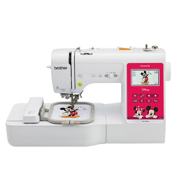 Mesin Jahit Sulam Brother NV180D Embroidery Sewing Machine in Malaysia