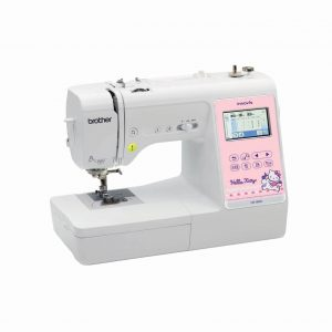 Mesin Jahit Sulam Brother NV180K Embroidery Sewing Machine