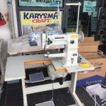 Mesin jahit kulit walking foot typify Cylinder Arm Sewing machine