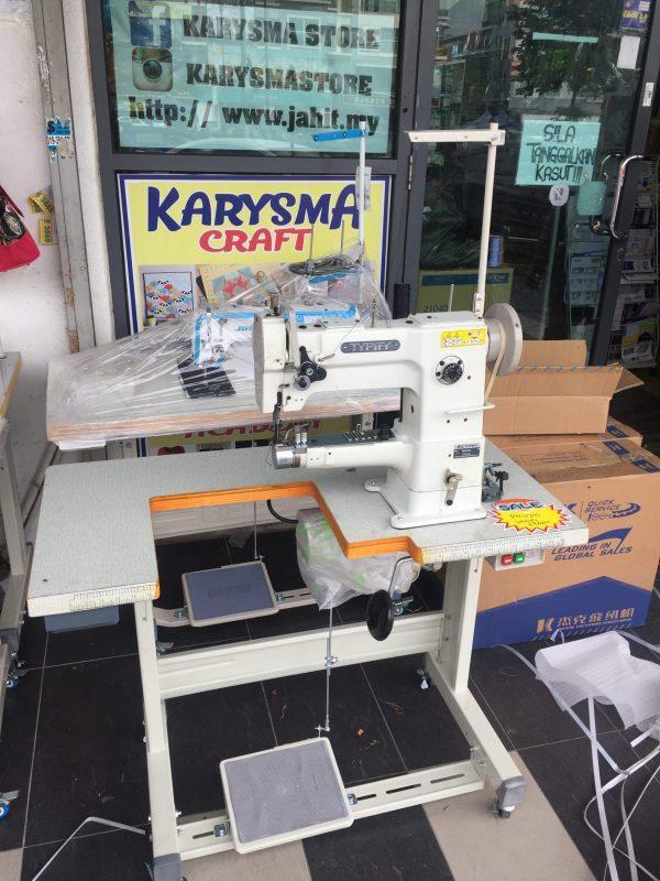 Mesin jahit kulit walking foot typify Cylinder Arm Sewing machine