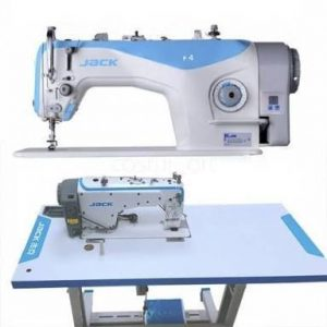 Mesin jahit industri Jack F4 Direct drive industrial sewing machine