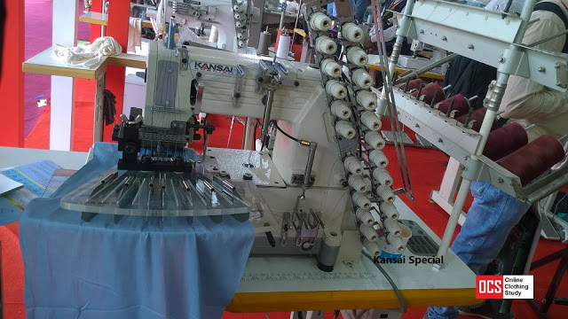 Special Industrial sewing Machine