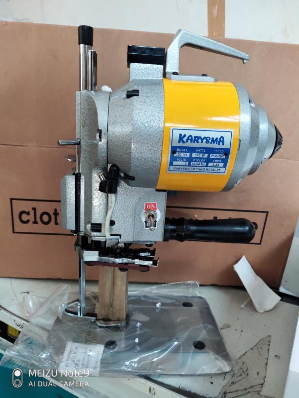 mesin pemotong kain (Cloth cutting machine 5 inch)
