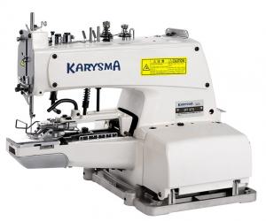 buttoning machine mesin pasang butang karysma