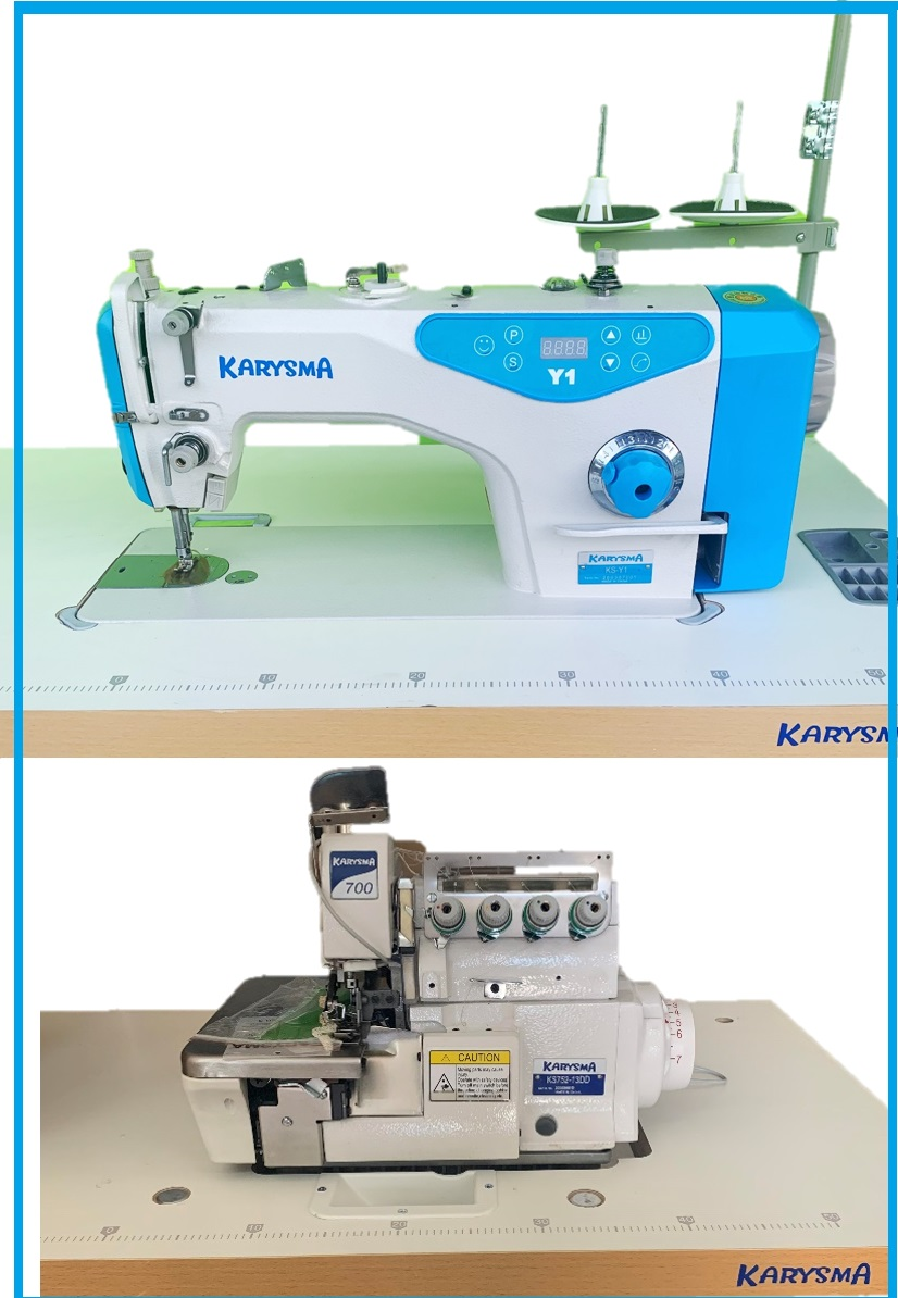 Mesin jahit industri Karysma Industrial sewing machine