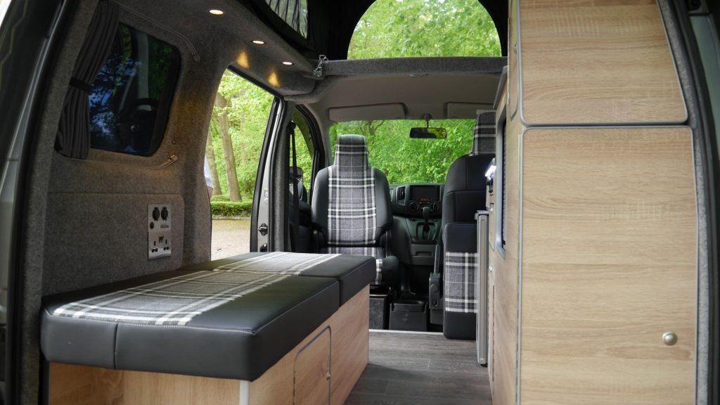 Harga motorhome dan campervan di malaysia nissan nv200 campervan