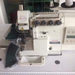 Mesin jahit tepi hi speed sewing machine overlock shah alam kl