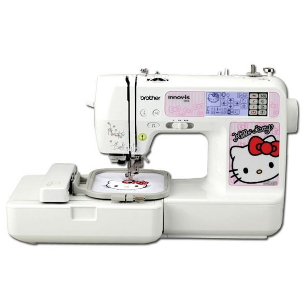 Brother embroidery machine nv980k mesin sulam