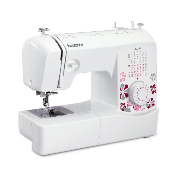 Mesin Jahit Portable Brother LX27NT Portable sewing Machine