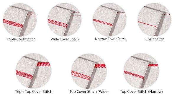 Brother cv3550 coverstitch sewing machine