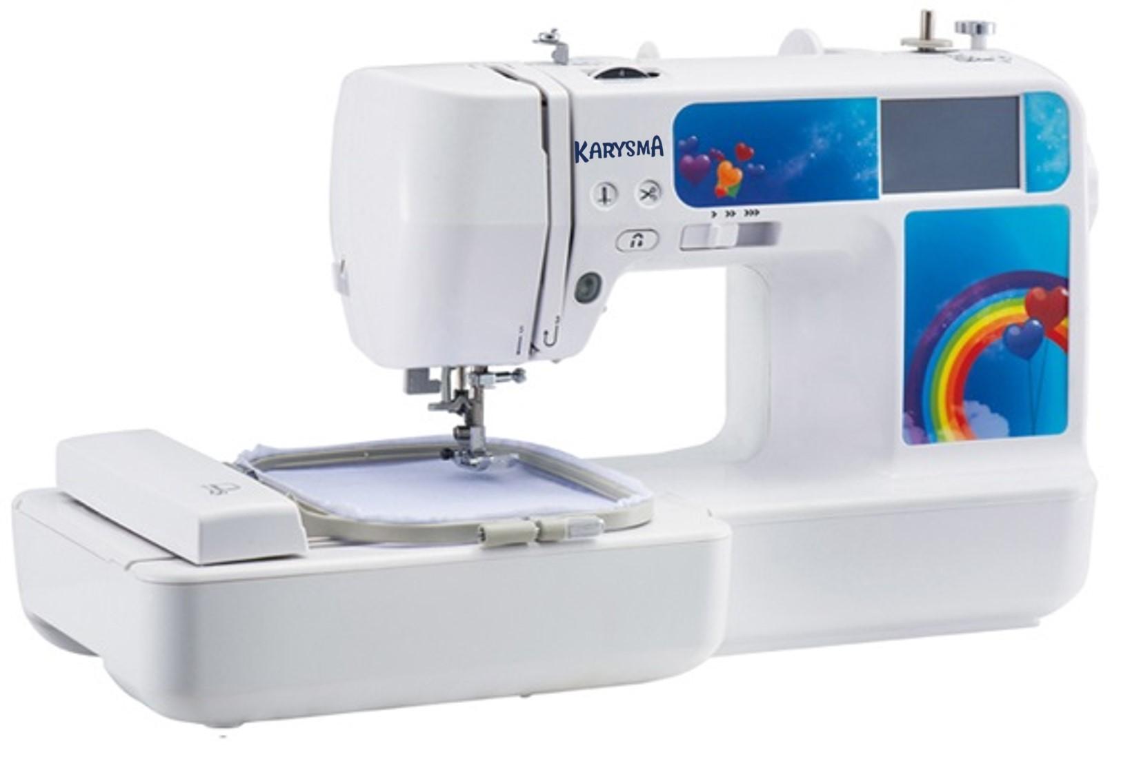mesin karysma ks950 sewing machine