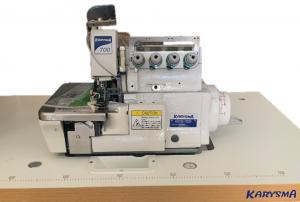 overlock 4 thread sewing machine