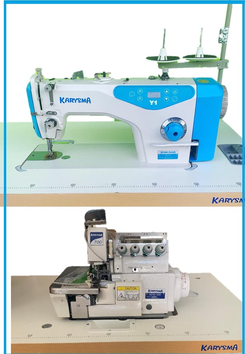 Mesin jahit industri Karysma Industrial sewing machine